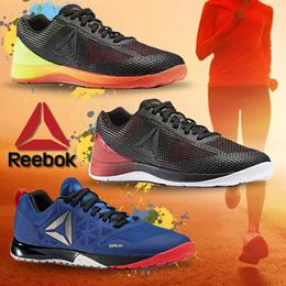 REEBOK CROSSFIT TRAINERS FOOTWEAR SHOES CROSS FIT FITNESS SHOE RUNNING GYM SNEAKERS HIKING TREKKING