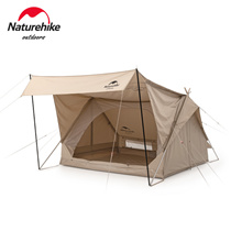 Naturehike Glamping Indian tent outdoor camping camping thick cotton wild luxury tent