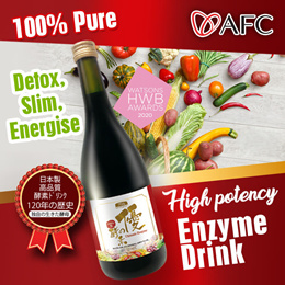 [2FOR$160] ★ AFC Ultimate Enzyme ★ Premium Health and Beauty Drink | Detox