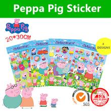 ★IMP HOUSE★[Kids Birthday Party] Peppa Pig Sticker 4 designs Kids Party Goodie Bag