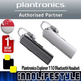 ★Year End Sales★ Plantronics Explorer 110 Wireless Bluetooth Headset ★1 Year Warranty★
