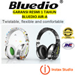 Bluedio Air A Bluetooth Headphones Wireless Headset built-in Mic Stereo