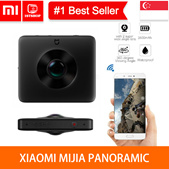 💖READY STOCK💖 [MIJIA PANORAMIC] Xiaomi MiJia 360° Panoramic Camera Kit Black EXPORT SET