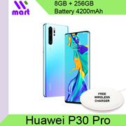(Brand New Telco Set) Huawei P30 Pro 8GB + 256GB (Huawei local warranty)