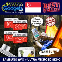 [100% Original] Remax Samsung EVO/EVO+ 64gb 128GB ★Warranty Coverage! Ultra MicroSD Micro SD SDHC