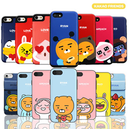 ★Authentic★KAKAO Friends Case/★iPhone XS Max/XR/XS/8/7/6S/Plus/Galaxy Note 9/8/5/S9/S8/S7/usb/Cable