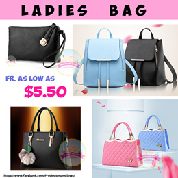 Quality assured * Budget Price * Shoulder Bag * Handbag * Sling Bag * Pretty Bag * Pouch * Backpack