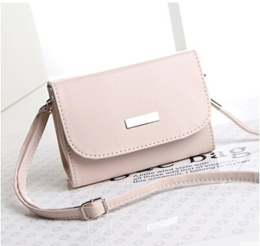 Women Transparent Bag PVC LittleSquare Messenger Bags Wild Shoulder Bags SM
