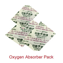 Oxygen Absorber - Reduce food waste extend food shelf-life.Quality and Freshness