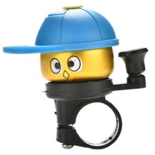 Kids Bike Cycling Bell Mini Bell Small Boy Ring Bell Bicycle CupHorn - intl