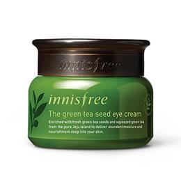 innisfree green tea seed eye cream 30ml