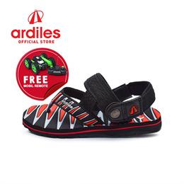 [Ardiles] Telnet Sandal Anak Merah ARDTETGM