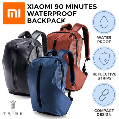 NEW IN  Xiaomi 90Minutes waterproof backpack 41e78e1d47714