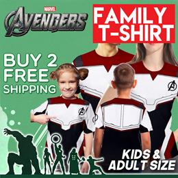 复仇者联盟 ♥ MARVELS AVENGERS: tshirt/ T-shirt/ pant/ chidl/ women / men