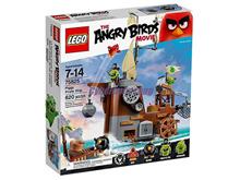 LEGO Lego ANGRY BIRDS 75825 Piggy Pirate Ship MISB