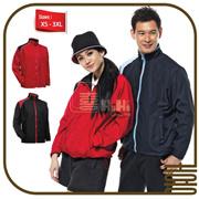 Unisex Reversible Colors Wind Jacket / Both Side Wear Windbreaker (Free WM Shipping)