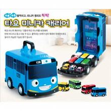 TAYO Mini Car Carrier Storage Box / Taiyo Mini Car Carrier Storage Box / Minicar not included / TAYO