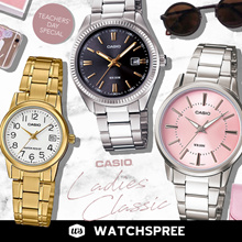 *APPLY SHOP COUPON* CASIO LADIES CLASSIC SERIES. Ladies Watches. Free Shipping and 1 Year Warrant