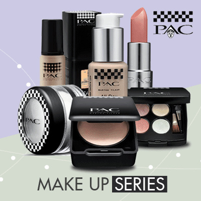 Pac Make Up Series Deals for only Rp99.000 instead of Rp99.000