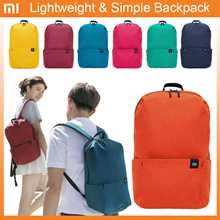 Xiaomi Backpack 10L Bag 8 Colors 165g Urban Leisure Sports Chest Pack Bags Men Women Small Size Sho