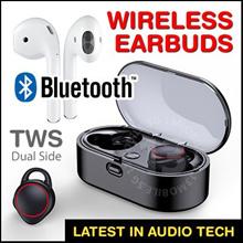 Baseus Awei Remax True Wireless Bluetooth Twin Stereo Premium Earbuds Earphone Earpiece Headphone