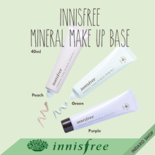 [INNISFREE] Mineral Make up Base(SPF30/PA++) 40ml