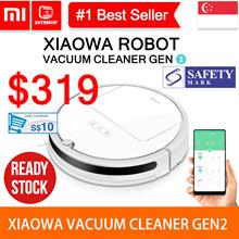 GEN2 $ 349 [XIAOMI ROBOT 2] Xiaomi Roborock Robot Vacuum Cleaner Gen 2 - All Model Available