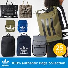 ★NEW ARRIVALS IN AUG★【adidas 100% authentic bags backpack shopper berrer waist cross trefoil