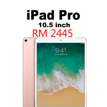 (Buy at RM 2445 with RM 300 coupon discount) Apple iPad Pro 10.5 64GB/256GB/512GB WIFI (Grey/Silver/Gold/Rose)