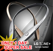 LG Tone pluse [HBS-810] [HBS-900][HBS-910][HBS-1100] Bluetooth 3.0 Headphone harman/kardon/Neck Band