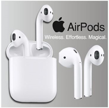 [Clearance Price $195] Apple Airpod Wireless Bluetooth Ear piece