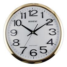 HOSEKI (35-42cm) Kintsugi Wall Clock Series Silent Sweep Quartz H-9407 H-9408 H-9415