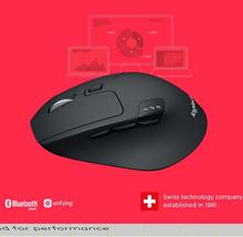 Logitech M720 Triathalon Multi-Device Wireless Mouse New