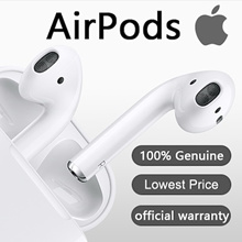 [Brand New] Apple Airpods - International Warranty