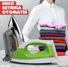 NIKO NK-333S_NK-999 SETRIKA OTOMATIS AWET DAN PALING MURAH