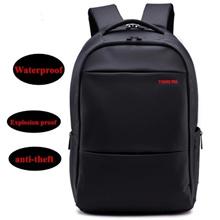 2015(tigernu)Unique High Quality Waterproof Nylon 17 Inch Laptop Backpack Men Women Computer Notebook Bag /leisure backpack/travel backpack bag/students bag