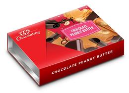 KITKAT Chocolatory - Chocolate Peanut Butter Special Edition