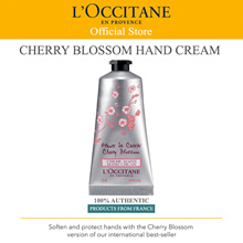 [Loccitane] Cherry Blossom Hand Cream 75ml
