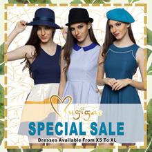 Mugigae Special Sale ♥ Premium Executive Dresses ♥ XS to XL ♥