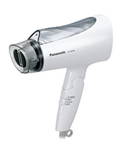 Panasonic hair dryer / Panasonic / hair dryer / Ioniti / Pink / Pink Gold / White / EH-NE48 / Free S