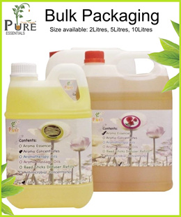 Bulk Purchase in 2 Litres /5Litres-Reed Refill/Aroma Essence/Aroma Concentrate