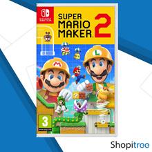 [Special Deal] Nintendo Switch Super Mario Maker 2
