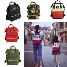 Brand Yeehorstar New Fashion Anello Bag Unisex Casual Street Bag School Backpacks Bookbag Travel Bag