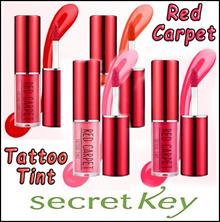 [SECRET KEY]★NEW★ Red Carpet Tattoo Tint 3.3g 4 Color
