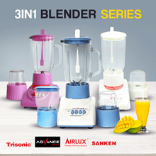 Kitchen Equipment / Blender 3 in 1 aneka merk