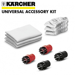 KÄRCHER Universal Accessory Kit for Steam Cleaners (2.863-215.0)