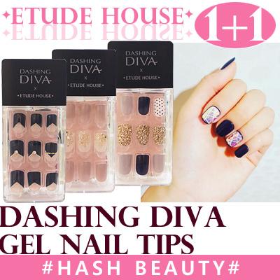 [ETUDE HOUSE]☆1+1☆Dashing diva Magic Press Gel nail tips