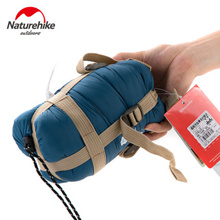 Naturehike Sleeping bags NH15S003-D / Outdoor / Camping / Sports / Travel / Portable