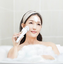 Xiaomi inFace MS-1000 Electric Sonic ion face cleansing Brush ultrasonic skin scrubber Facial Cleani
