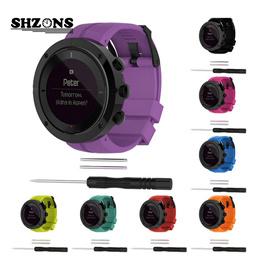 fashion smart silicagel replacement watch band 24cm suunto kailash series outdoor travel smartwatch